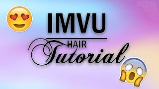 IMVU Dp hair tutorial - PakVim net HD Vdieos Portal