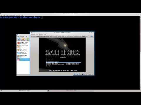 Learn Kali Linux Episode #7: Virtual Machine Configuration