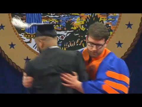 Florida College President Apologizes for Rushing Dancing Graduates Off Stage