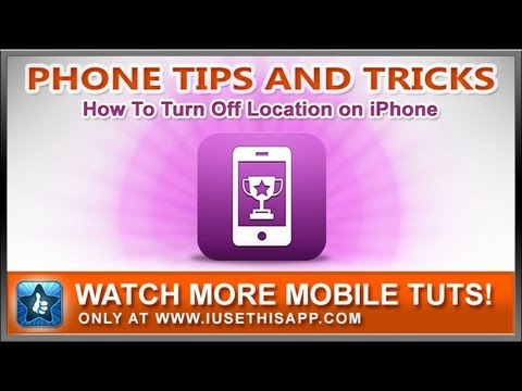 How To Enable Local Weather on iPhone - iPhone Tutorials - How To iPhone