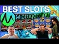 Top Microgaming Slots - Part 1