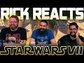 Download           RICK REACTS ~ Star Wars: Episode VII - The Force Awakens MP3,3GP,MP4