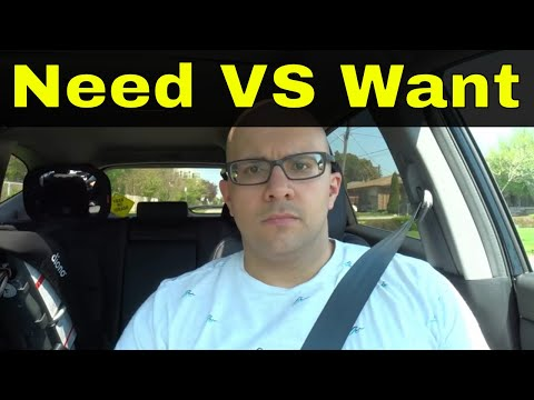 What You Need To Do VS What You Want To Do-Motivation