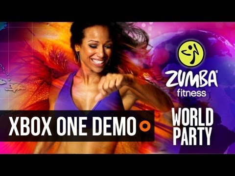 XBox ONE Zumba Fitness World Party Demo