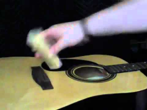 a faster acoustic   how to lower the action on your acoustic guitar CHEAP