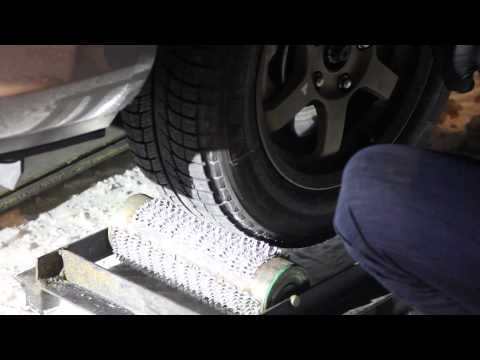 Tire Prep with ACP