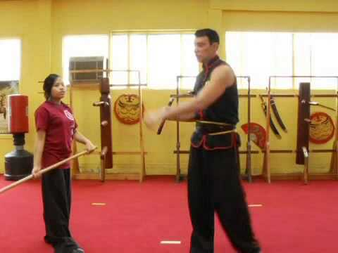 Nunchaku Techniques: Attacking & Defending