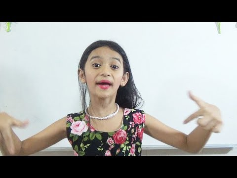 Learning English With My Sister Reading Story, English For Children Part 3