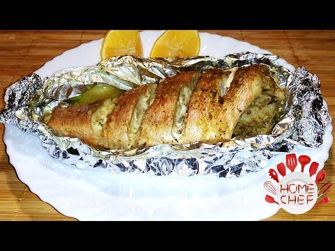 SPICY OVEN BAKED TILAPIA IN FOIL RECIPE