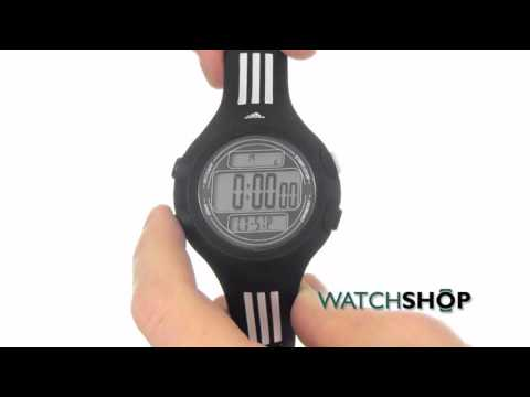 Adidas Performance Men's Questra Mid Alarm Chronograph Watch (ADP6081)