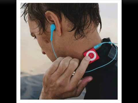 Best Swimming MP3 Player Apple iPod Shuffle