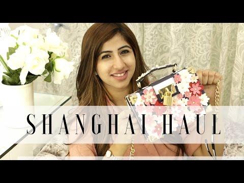 Zara , Bershka , Forever 21 , H & M  Haul - Shanghai | Simran Bhatia