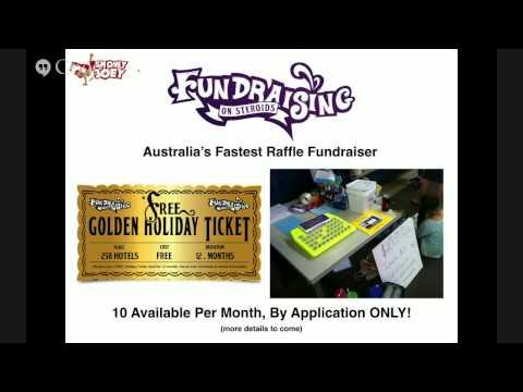 Raffle Fundraiser Workshop