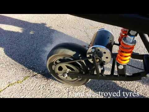 Electric mini moto - 1600W 48V