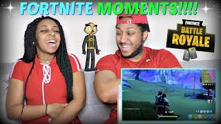 "VanossGaming ""Fortnite Battle Royale Funny Moments - Team Canada!"" REACTION!!!"