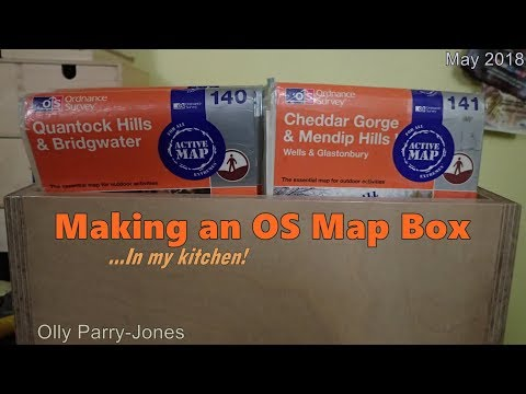 Making an OS Map Box