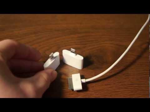 8-Pin to 30-Pin $5 Adapter