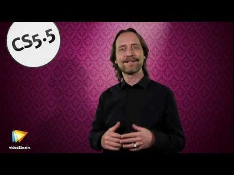 Adobe InDesign CS5.5 for Creating eBooks: Learn by Video Trailer