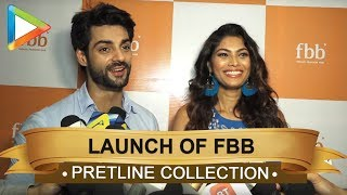 FBB INDIA UNVEILING there new PRETLINE COLLECTION