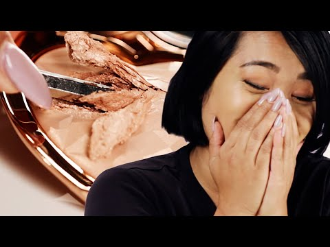 Makeup Lover Gets Tricked Into Destroying Makeup