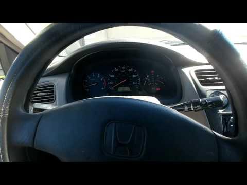How I fixed my 2002 Honda Accord cruise control