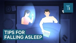 Five Tips For Falling Asleep Quicker