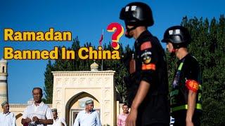 Ramadan In China | Muslims Celebrate Ramazan in China | Chinese Uyghur Muslim Life