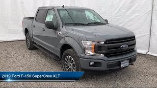Download 2019 Ford F-150 SuperCrew XLT Carthage Watertown Gouverneur Syracuse Utica Video