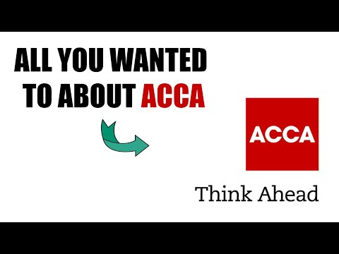All you wanted to know about ACCA