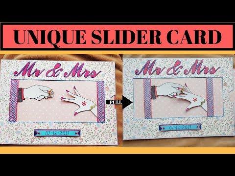Handmade Card for Anniversary | Handmade Card for Husband | DIY Crafts | Creative Ideas