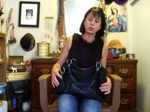 Thrift Store Finds--Designer handbags