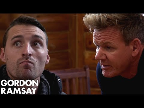 Hypocritical Owner Tries to Criticise Gordon Ramsay For Swearing! | Hotel Hell