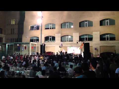 Barcelona - Bangladeshi community party
