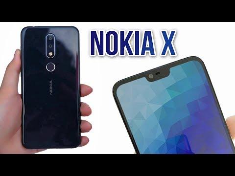 Nokia X (X6) - First Look!