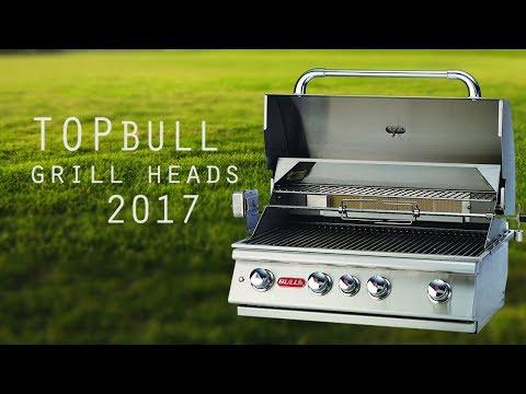 TOP BBQ Inserts   BULL 2017