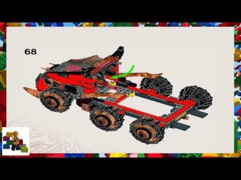 Lego Ninjago Condrai Copter Attack 70746 Anacondrai Jungle Stop