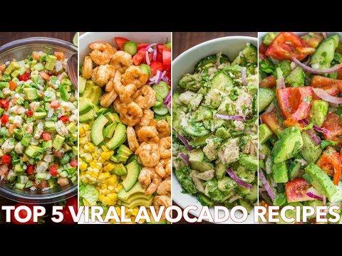 Top 5 (MEGA VIRAL) Avocado Recipes - Natasha's Kitchen