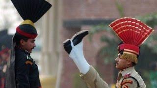 Fazilka Retreat ceremony - Anger & passion Between BSF Soiders &Pak Rangers