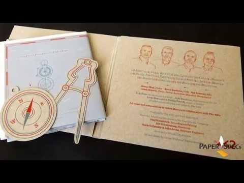 Paper Inspiration #180:  The 442s CD Case