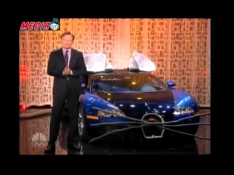 Conan O'Brien Spending NBC's Money Before He Leaves