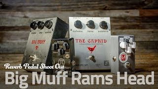 Download Big Muff Pi Ram's Head Shootout: Electro-Harmonix / Wren and Cuff / Vick Audio / BYOC Video
