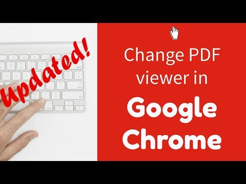 [UPDATED!] Changing your default PDF viewer in Google Chrome