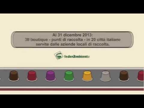 PROGETTO NESPRESSO ECOLABORATION: I RISULTATI 2013