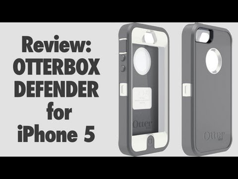 Otterbox Defender iPhone 5 Case Review
