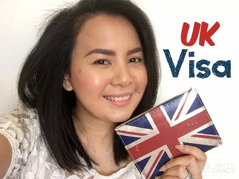 Applying for a UK Tourist Visa: STEP BY STEP Guide with Letter Templates! | Kate Bladon