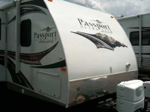 2011 Keystone Passport 2650BH Limited Edition Bunkhouse Sonnys RV South Carolina