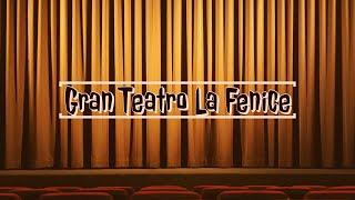 """Storia del """"Gran Teatro La Fenice"""""""