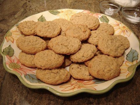 Peanut Butter Oatmeal Cookies by Diane Lovetobake