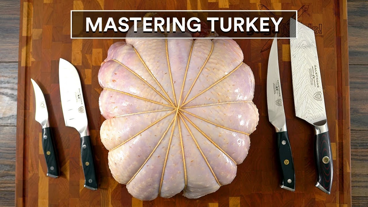 How I MASTER TURKEY for Thanksgiving | Guga Foods
