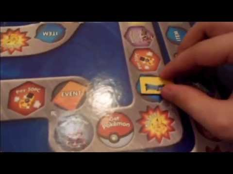 Review: Pokemon Board Games